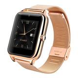 Smartwatch Z60 Reloj Inteligente Correa De Metal