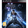 Star Wars The Force Unleashed 2 Ps3