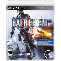 :: Battlefield 4 ::. Para Playstation 3 En Start Games