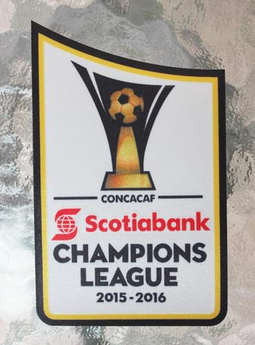 Parche Concacaf Liga De Campeones 2015 6fc8fe18e238b