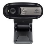 Camara Web Logitech C170 Para Pc Y Laptop Con Microfono
