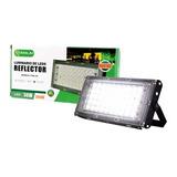Reflector Led 30w Luminario Potente Iluminación Ultra Delgad