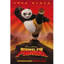 Poster (28 X 43 Cm) Kung Fu Panda