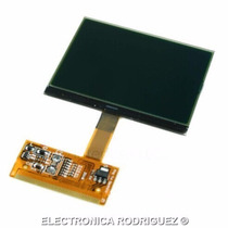 Display Informacion Tablero Central Audi Vw Lcd Jaeger