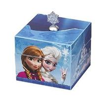 Sr. Navidad Disney Congelado Musical Recuerdo Princesas Azul