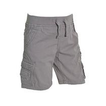 Lee Peto Para Niños Knit Cintura Cargo Shorts