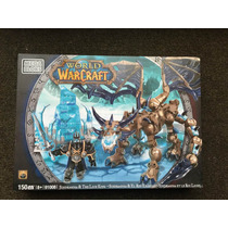 Mega Bloks World Of Walcraft Sindragosa & The Lich King