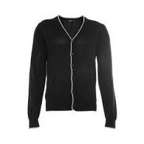 Sweater Cardigan Epsilon - Hecho En Italia - Hombre Sueter