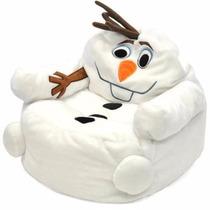 Silla Sillón Infantil Disney Frozen Olaf