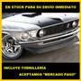 Spoiler Frontal Mustang 69 70 Ford Auto Ford Excelente Css