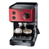 Cafetera  Oster Bvstecmp65 Roja 220v