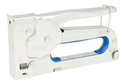 Engrapadora Tipo Pistola Para Tapiceria Con 1000 Grapas Manu