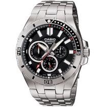 Reloj Casio Mtd 1060 Beicel Giratorio Antirayones Sumergible