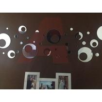 Espejos Decorativos Contemporáneos / Modernos En Acrilico