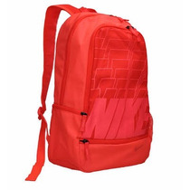Mochila Nike 100% Original Escolar O Gimnasio Color Naranja