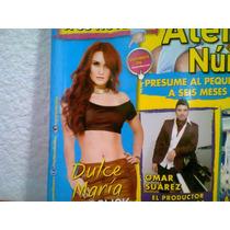 Dulce Maria En Revista: Tv Y Novelas (2013) $80.00