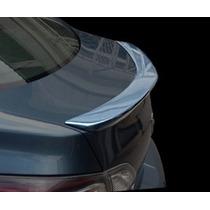 Spoiler Aleron Cajuela Mazda 3 Sedan Poliuretano