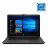 Laptop Hp 240g7 Celeron 4020 4gb/500dd