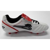 71fd43a6222a5 Zapatos Olmeca De Futbol Francia Blanco rojo Mf en venta en La ...