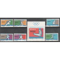 L204-méxico Olimpiadas Los Angeles 84 Nuevo Nh