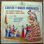 Flamenco, Cantos Y Bailes Andaluces, Lp 10´, Omm