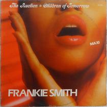 Acetato Disco Frankie Smith The Auction Children Of Tomorrow
