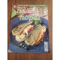 Delicias De Nopal - Típicas Recetas Económicas Y Sabrosa N36