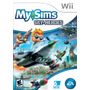 Mysims Sky Heroes - Nintendo Wii