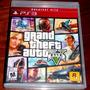 Videojuego Grand Theft Auto V Gta 5 Ps3 Físico Nuevo Sellado