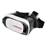 Lentes Realidad Virtual 3d Master Mv-vrglass  P/ Smartphone