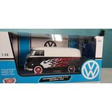 Motor Max 1:24 Escala Volkswagen Type 2 T1-delivery Van Coll