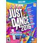 Just Dance 2016 Nuevo Para Wii U Original Blakhelmet Sp