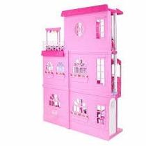 Casa De Los Sueños Barbie Con Luz Y Sonido