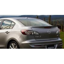 Mazda 3 2010-2013 Spoiler De Cajuela