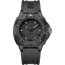 Luminox A.0201 Black Out Suizo Carbono Aluminio Ca Diego Vez
