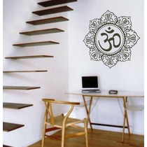 Vinil Decorativo Yoga Simbolo Om