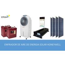 Enfriador De Aire Evaporativo Solar
