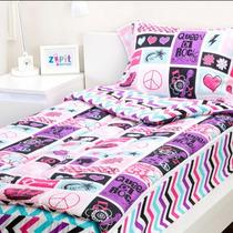 Zipit Bedding Edredon Nina Cobija Bolsas Sleeping Bag