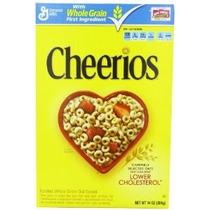 Cheerios Tostado De Grano Entero De Avena Cereal 14 Oz