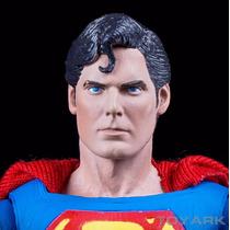 Superman Christopher Reeve Neca Version 7 Envio Gratis! Raro
