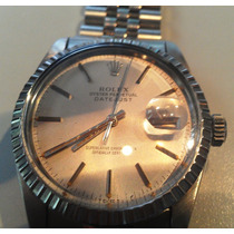 Hermoso Reloj Rolex Oyster Perpetual Datejust