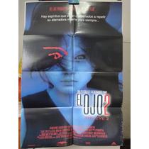 Poster El Ojo 2 The Eye 2 Qi Shu Eugen Yuan Oxide Danny Pang