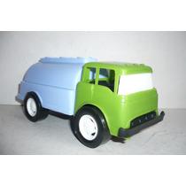 Camion Ford Pipa Cisterna - Camioncito De Juguete Escala