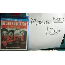 Pack Bluray Dvd Película Mexicana Hecho En México Documental