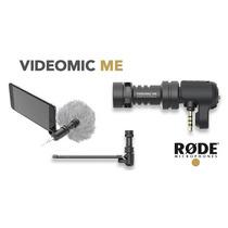 Microfono Rode Videomic Me