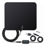 Antena De Alta Definición Digital Para Interiores, 1080p, 4k