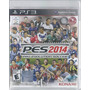 Pes 2014 Pro Evolution Soccer Para Ps3