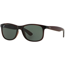 Lentes De Sol Ray Ban Rb 4202 Andy 714/71 Sniny Brown G-15