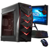 Xtreme Pc Amd Radeon R5 A6 9500 8gb Ssd 240gb Monitor 21.5