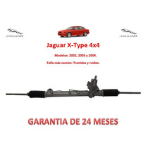 Caja Cremallera Direccion Hidraulica Jaguar X-type 4x4 2003